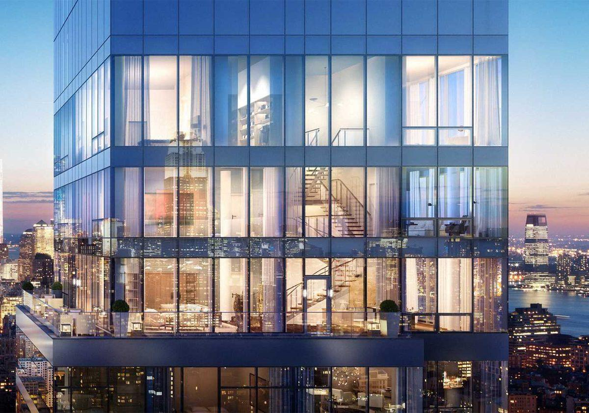 Curbed NY: Rupert Murdoch Wants $72M for One Madison Penthouse