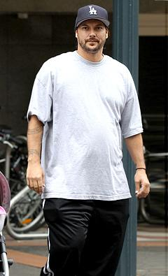 Overweight Kevin Federline Collapses Filming Weight Loss Show