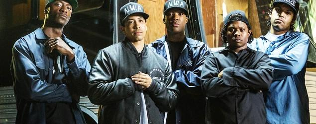 'Straight Outta Compton' still tops at box office