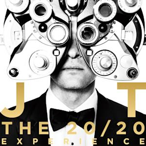"This CD cover image released by RCA Records shows ""The 20/20 Experience,"" by Justin Timberlake. (AP Photo/RCA Records)"