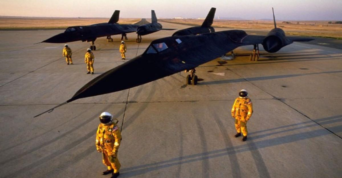 15 Incredible Facts About the SR-71 Blackbird