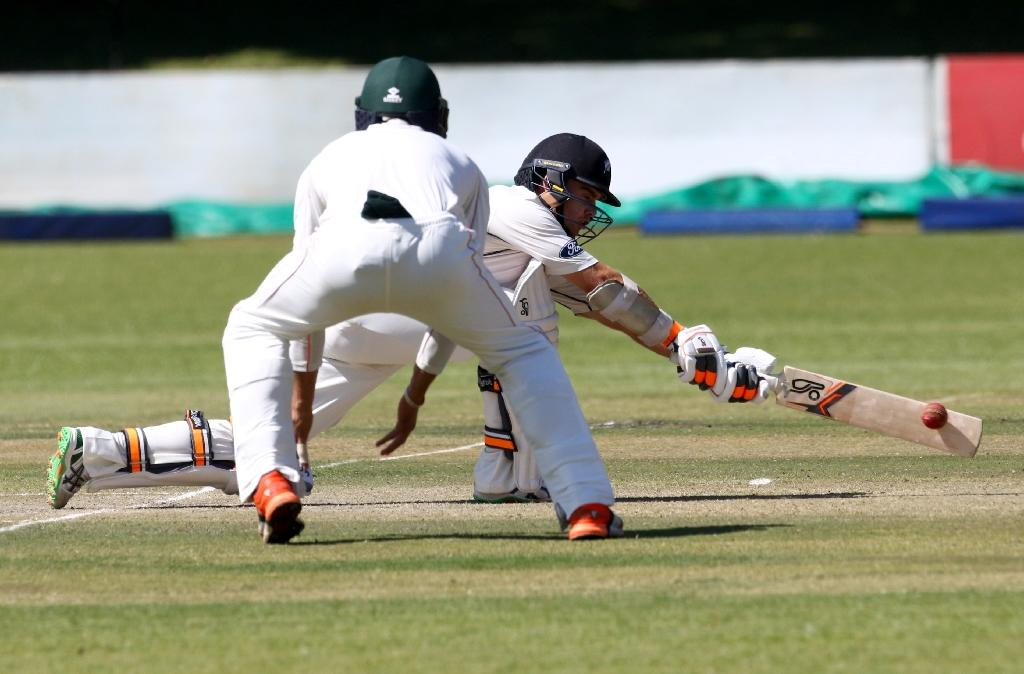Centurion Latham emulates father as Kiwis dominate Zimbabwe
