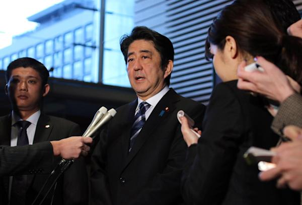 Japan PM vows to 'never forgive' after IS hostage killing claim