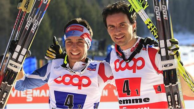 Nordic Combined - Lamy-Chappuis's third gold as France win world team sprint title