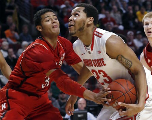 Thompson helps Ohio State beat Nebraska 71-50