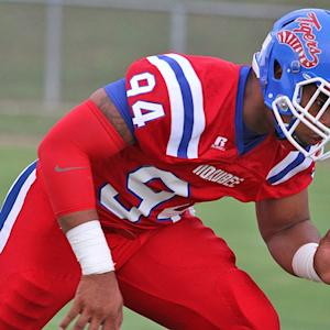 Top-10 prospect Jeffery Simmons commits to Mississippi State