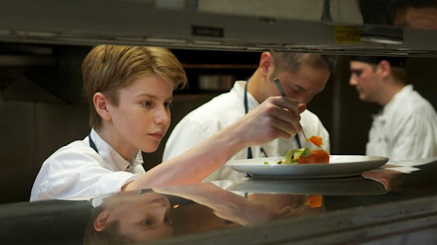 Teen Chef Makes Debut at Beverly Hills Restaurant (ABC News)