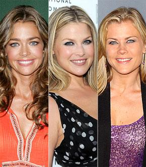 Inside Denise Richards and Ali Landry's Hollywood Moms' Club!