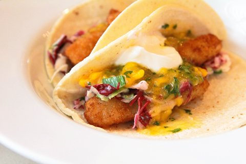 Easy Fish Tacos