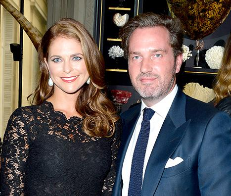 Princess Madeleine of Sweden Pregnant Expecting Second Child Just 10 Months After Welcoming Daughter Princess Leonore!