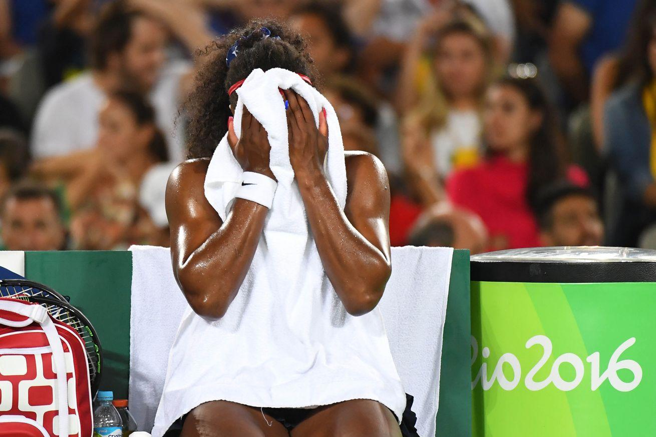 Serena Williams can lose her No. 1 ranking to 3 women at the US Open