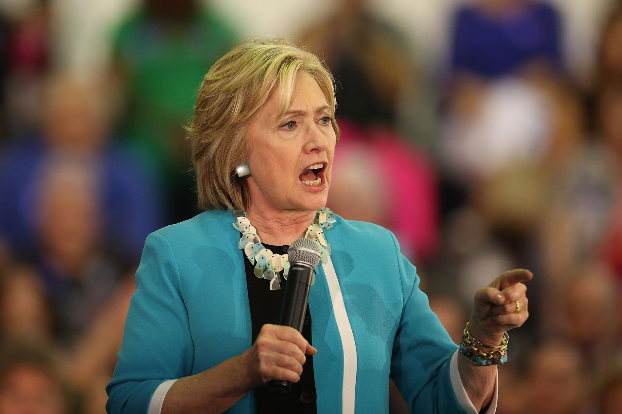 Hillary Clinton calls McCarthy's Benghazi committee comments 'deeply distressing'