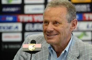Zamparini: Pastore struggling to play with Ibrahimovic