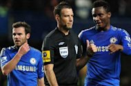 Chelsea regret club&#39;s handling of Mark Clattenburg racism allegation