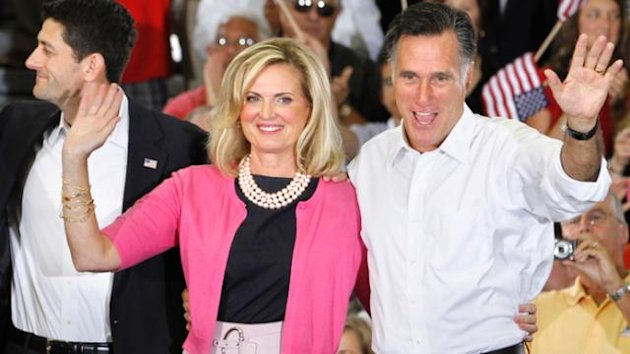 Ann Romney Gets Secret Service Protection (ABC News)
