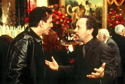 Hank Azaria as Hector and Billy Crystal as Lee Phillips in Columbia's America's Sweethearts