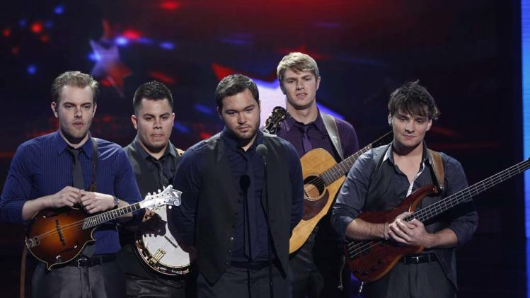 "The Fiddleheads (bluegrass band) is one of the Top 48 acts on Season 6 of ""America's Got Talent."""