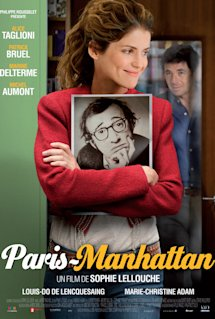 Poster de Paris-Manhattan