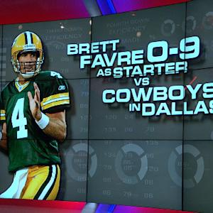Mind-blowing stats: Green Bay Packers' struggles in Dallas