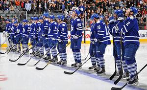 New Maple Leafs owners quickly take charge of organization
