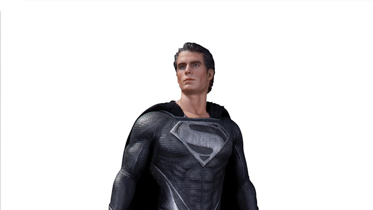 Man of Steel: Superman Variant 1:6 Scale Icon Statue