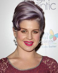 Kelly Osbourne regrets putting parents through drug hell