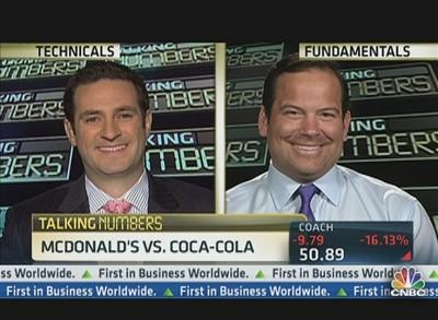 Talking Numbers: Buy McDonald's or Coca-Cola?