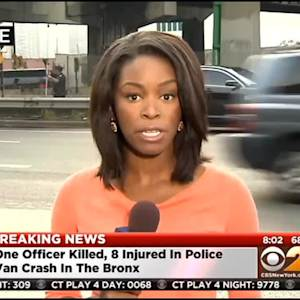 Officer Dies, 8 Others Injured In NYPD Van Crash In Hunts Point