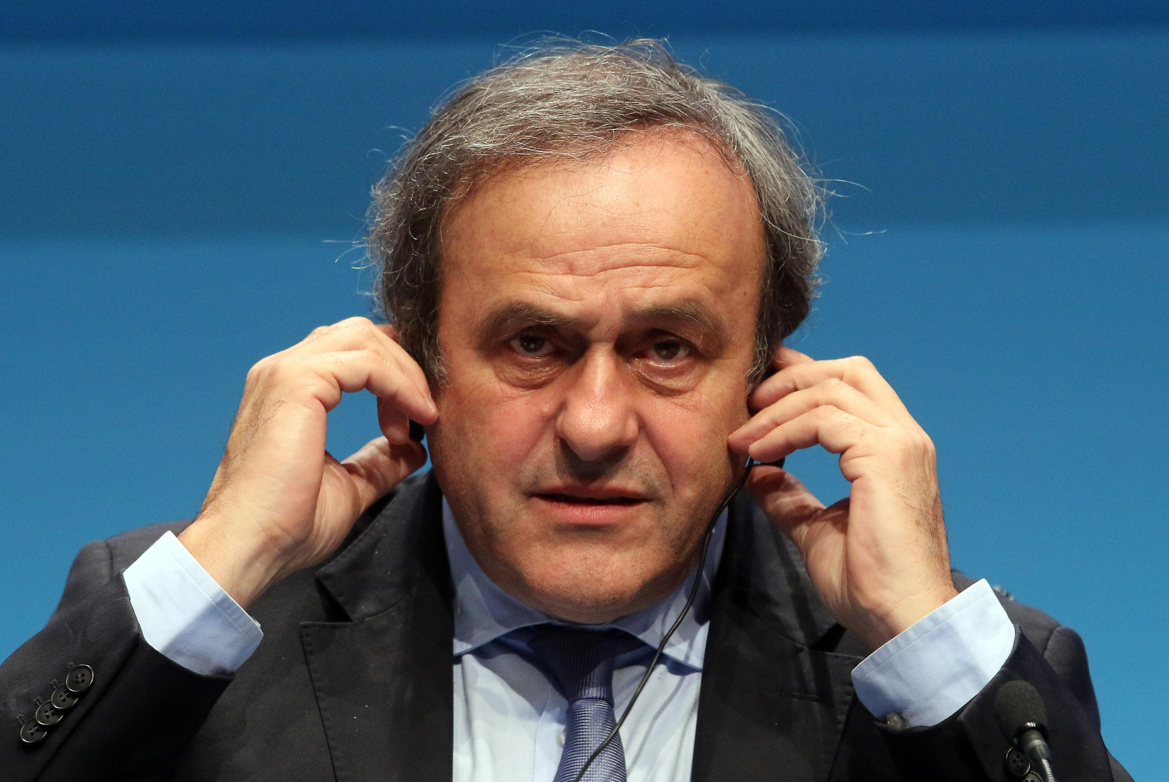 With Platini suspended, FIFA election field more uncertain