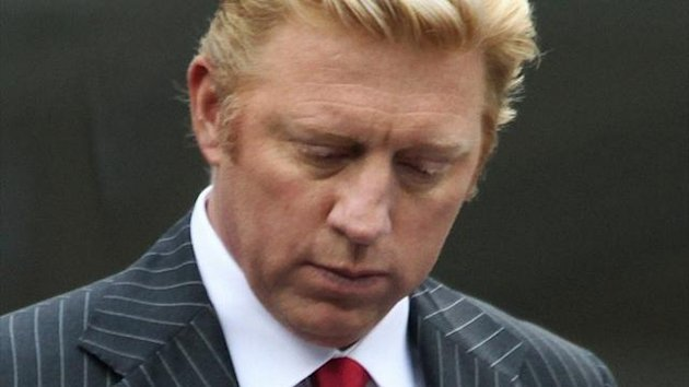 Boris Becker 2012