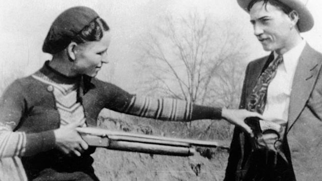 Bonnie and Clyde's Guns Expected to Fetch up to $200K Apiece (ABC News)