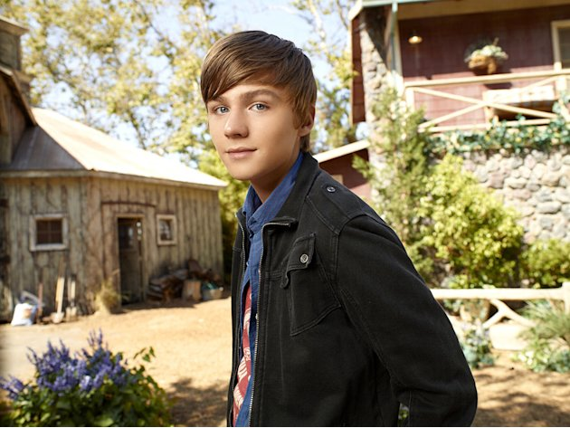 Miles Heizer as Drew Holt in &quot;Parenthood.&quot; 