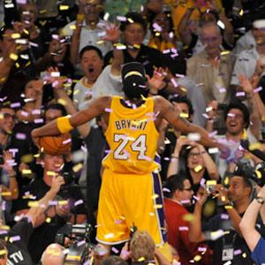 Kobe's fifth title proves his most difficult