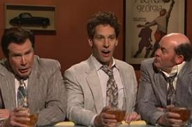 Paul Rudd And 'Anchorman 2′ Castmates Storm 'SNL': Video