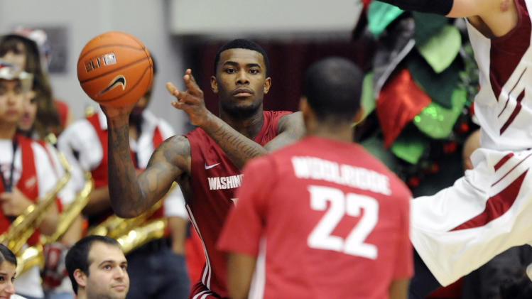 NCAA Basketball: Washington State at Stanford