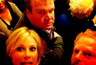 Eric Stonestreet, Julie Bowen and Jesse Tyler Ferguson | Photo Credits: Jesse Tyler Ferguson