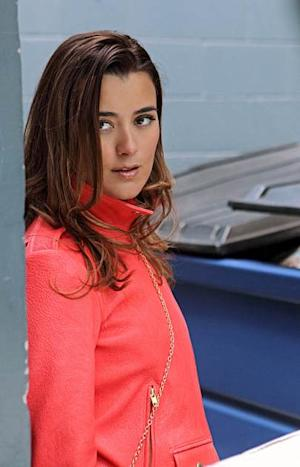 Cote de Pablo as Ziva in CBS' 'NCIS' -- CBS