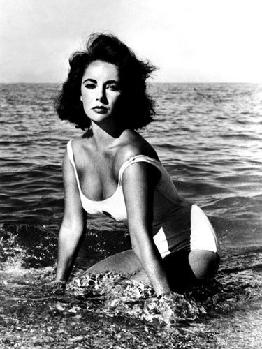 Elizabeth Taylor in Suddenly Last Summer - 1959