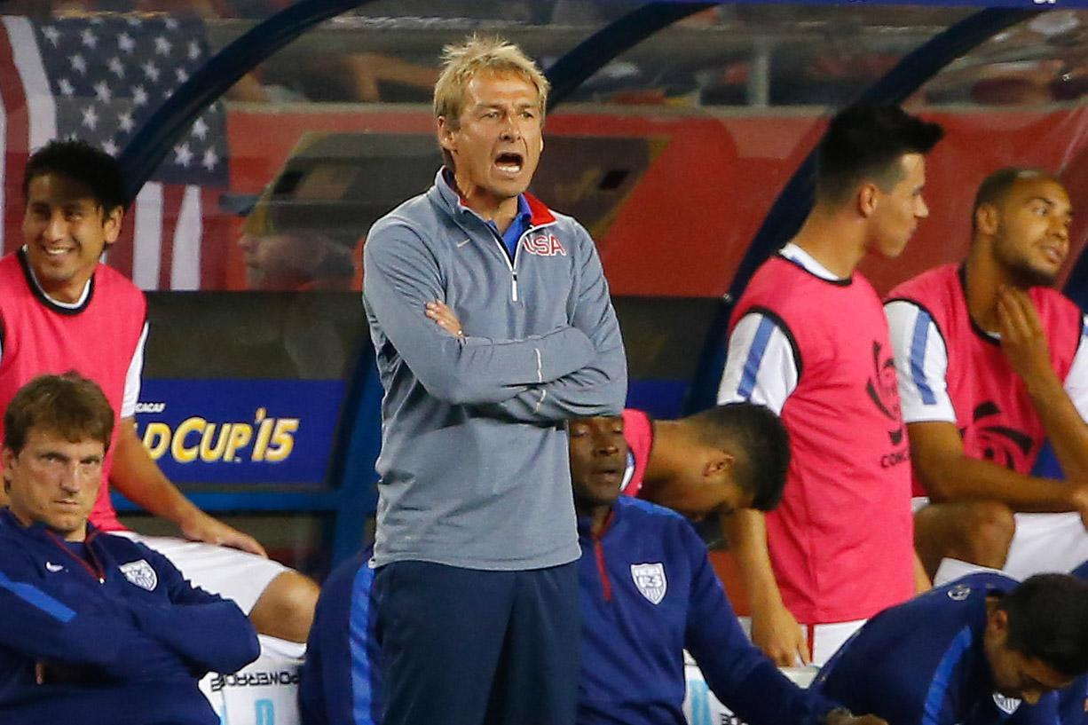 Intriguing names in U.S. Soccer camp on display Friday against Peru