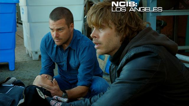NCIS: Los Angeles - Red Herring