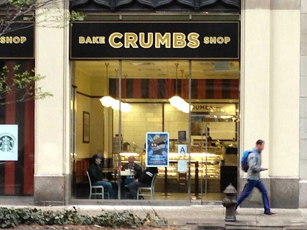 crumbs bakery