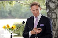 &lt;p&gt;Finnish Prime Minister Jyrki Katainen, pictured on August 1, on Friday proposed creating a bank-financed European crisis fund to recapitalise ailing banks, as part of a three-pronged supervision mechanism.&lt;/p&gt;