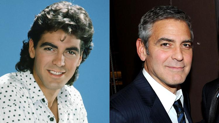 George Clooney as George Burnett