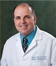 Dr. Farid Fata is shown in this photo from Michigan Hematology Oncology, P.C. website. (michigancancercenter.com)
