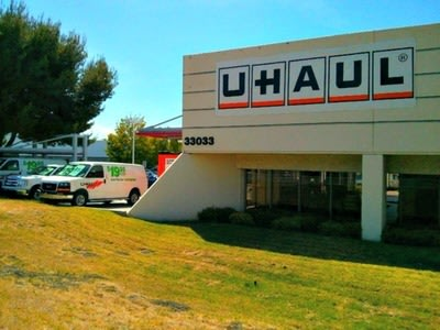 Family Classic Cars Shifts Gears to Become U-Haul Moving and Storage of San Juan Capistrano