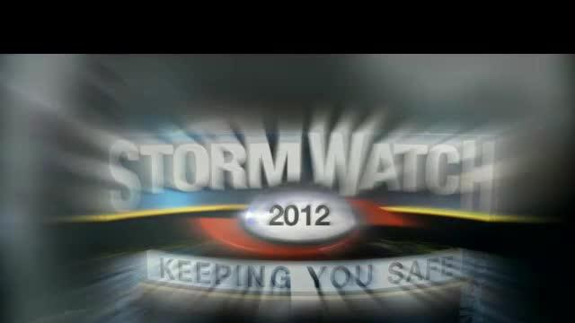 2012 Storm Watch Hurricane special