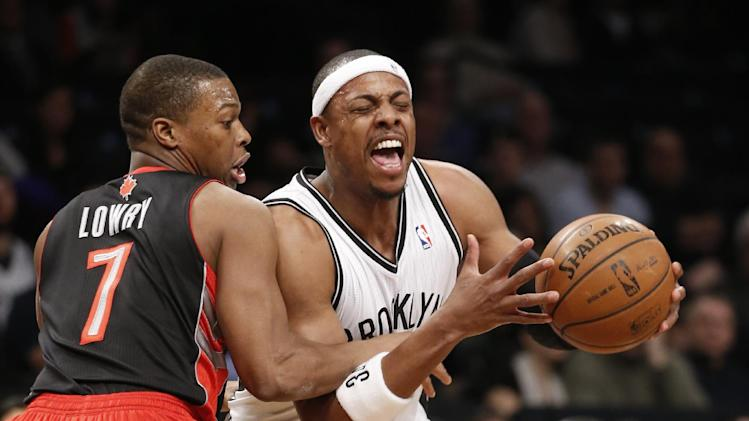 Patterson's shot lifts Raptors over Nets, 104-103
