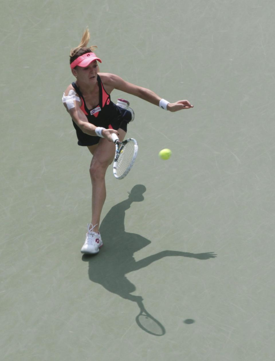Radwanska reaches final of Korea Open