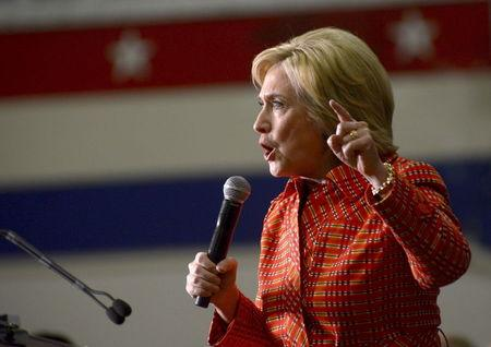 Clinton wins another union endorsement in U.S. presidential race