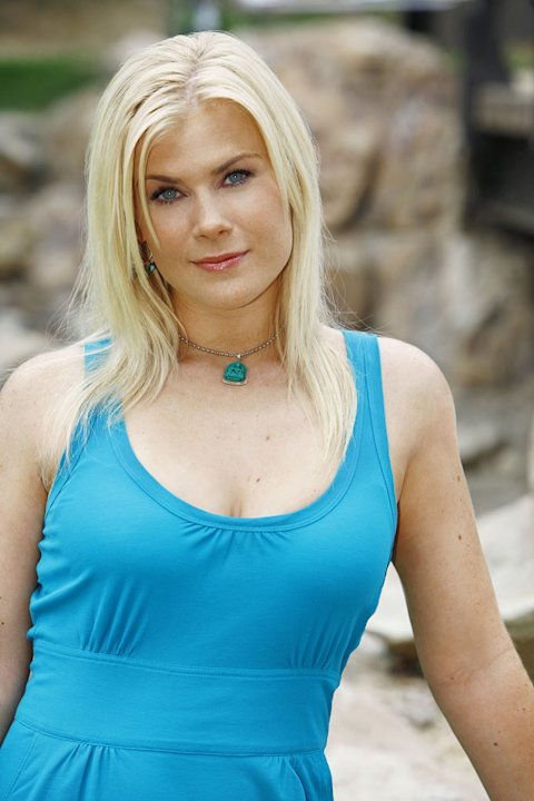 "Alison Sweeney stars as Sami Brady on ""Days of Our Lives."""
